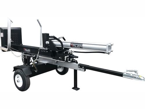 Łuparka spalinowa mobilna STILER 20 TON STILER - Profesjonalne maszyny do obróbki metalu, drewna i blachy