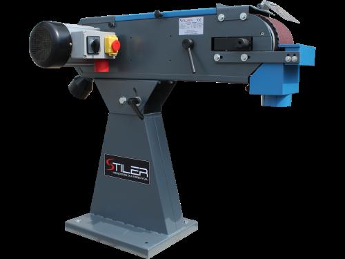 Modne ubrania Szlifierka taśmowa STILER 150x2000 STILER - Profesjonalne maszyny RN74
