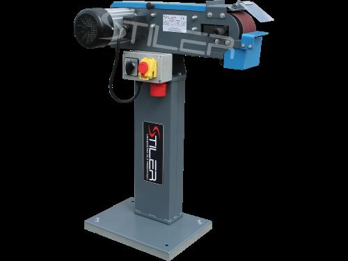 Góra Szlifierka taśmowa STILER 100x1220 STILER - Profesjonalne maszyny YC85